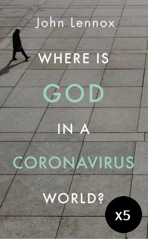 Image of Where is God in a Coronavirus World? - Pack of 5 other