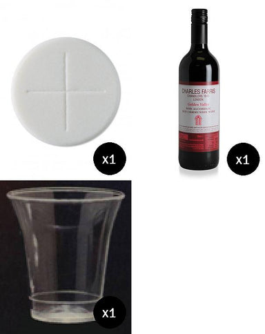 Image of Home Communion Kit Bundle other
