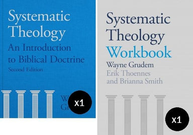 Image of Systematic Theology Second Edition and Textbook bundle other