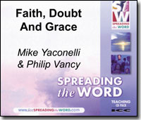 Image of Faith , Doubt and Grace - Audio CD other