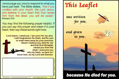 Image of Tracts: This Leaflet 50-pack other