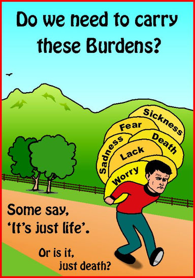 Image of Tracts: Burdens 50-pack other