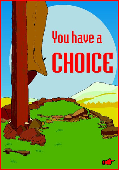 Image of Tracts: You Have a Choice 50-pack other