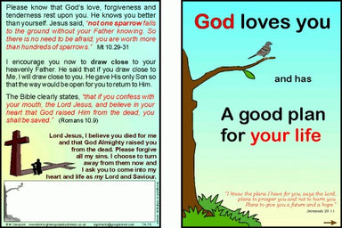 Image of Tracts: God Loves You 50-pack other