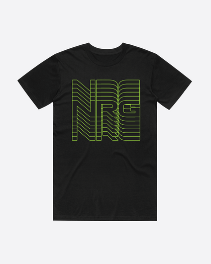 NRG Vibe Stacked Tee