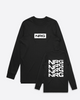 NRG Flow Black Long Sleeve