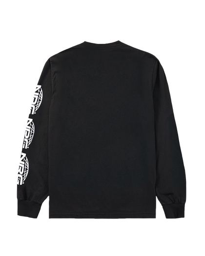 Logo Long Sleeve T-Shirt - Black