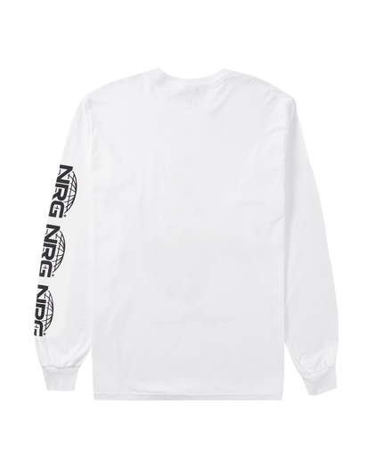 Logo Long Sleeve T-Shirt - White