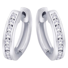 Diya Diamond Earring DDE02053VVS-GH