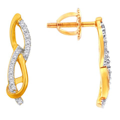 Diya Diamond Earring ER31069VS-GH