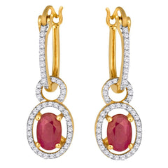 Diya Diamond Earring ER8722RVS-GH