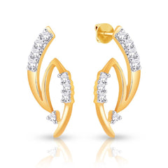 Asmi Diamond Earring ADE00131SI-JK