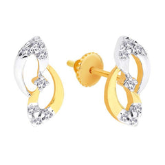 Asmi Diamond Earring ADE00144SI-JK