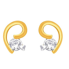 Asmi Diamond Earring ADE00195SI-GH