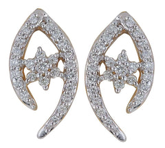 Asmi Diamond Earring ADE00288SI-GH