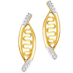 Asmi Diamond Earring ADE00340SI-GH