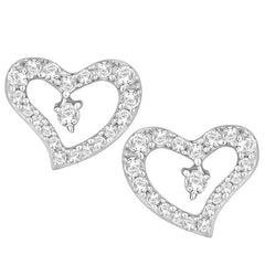 Lucera Silver Earring EF13132 Fashion Jewellery