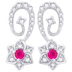 Lucera Silver Earring EF8791 Fashion Jewellery