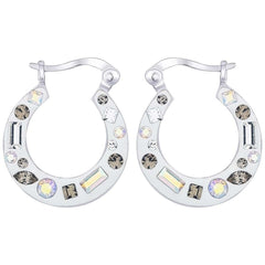 Lucera Silver Earring EF16404 Fashion Jewellery