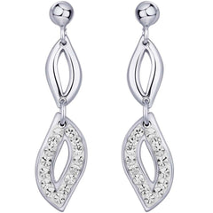 Lucera Silver Earring EF16398 Fashion Jewellery