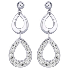 Lucera Silver Earring EF16397 Fashion Jewellery