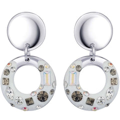 Lucera Silver Earring EF16392 Fashion Jewellery