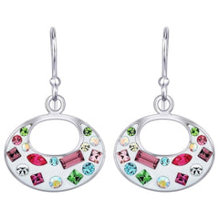 Lucera Silver Earring EF16390 Fashion Jewellery