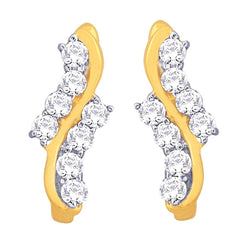 Asmi Diamond Earring ADE00671VVS-GH