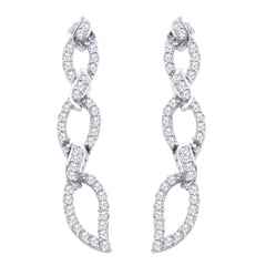 Lucera Silver Earring EE1134 Fashion Jewellery