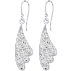 Lucera Silver Earring EF16391 Fashion Jewellery