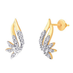 Asmi Diamond Earring ADE01253SI-GH