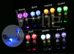 Fashion LED Stud Earrings