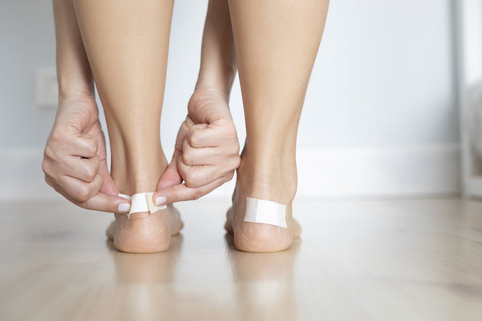 Just Say No to Bunions and Blisters from High Heels