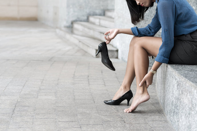 Why Wedges Are More Comfortable Than Heels