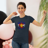 Women's Grimm Colorado Logo Tee