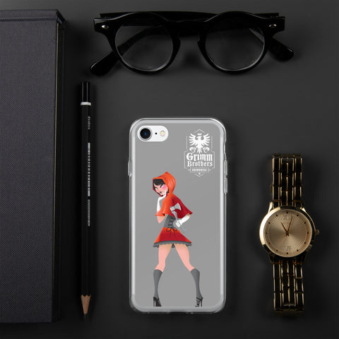 Little Red Cap iPhone Case