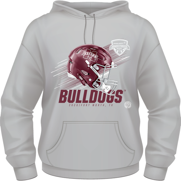 2020 MISSISSIPPI STATE BULLDOGS HOODIE