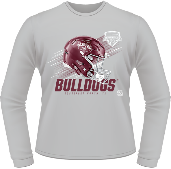 2020 MISSISSIPPI STATE BULLDOGS LONG SLEEVE