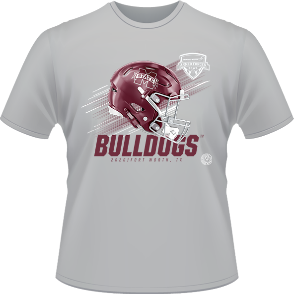 2020 MISSISSIPPI STATE BULLDOGS TEE