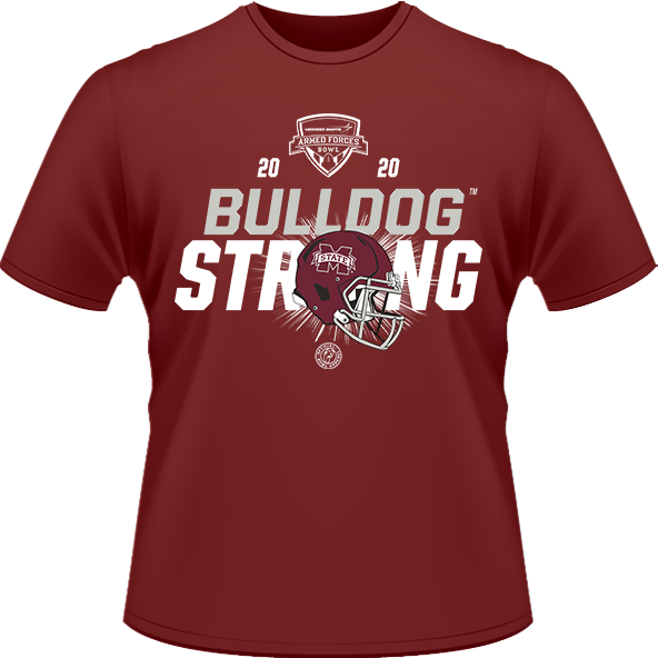 2020 MISSISSIPPI STATE BULLDOGS PERFORMANCE TEE