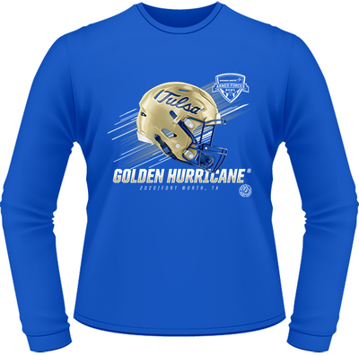 2020 TULSA GOLDEN HURRICANE LONG SLEEVE