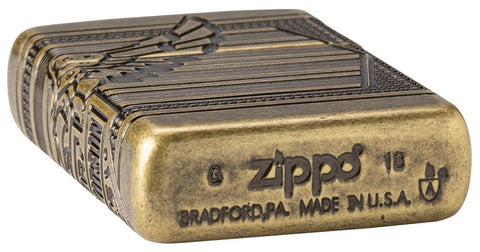 Bodenstempel Zippo Feuerzeug Harley Davidson Collectible of the Year 2019