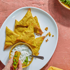 AIR FRIED SAMOSA
