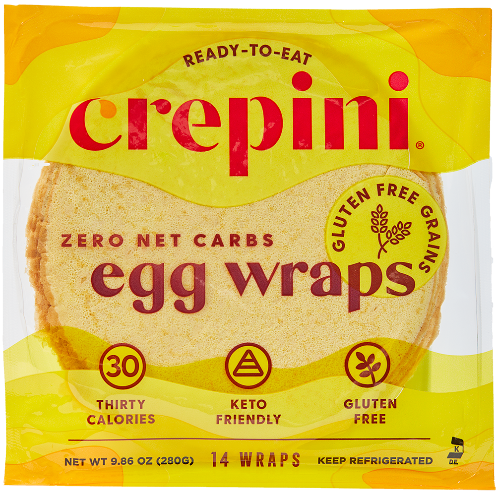 Grande Egg Wraps With Gluten-Free Grains