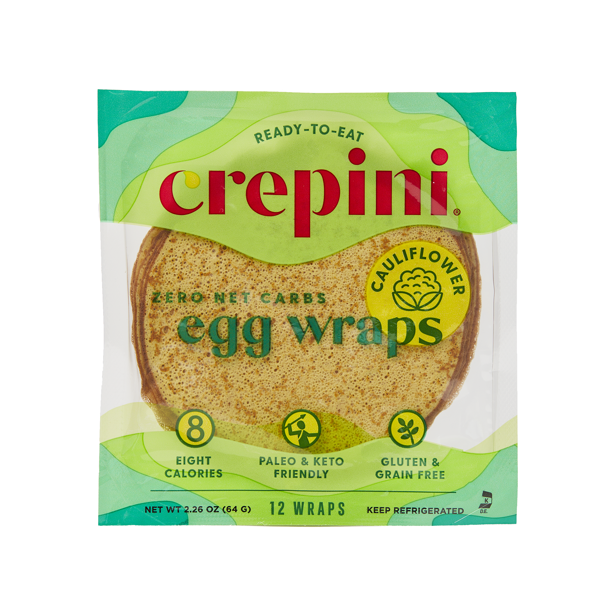 Petite Egg Wraps - 3 Flavor Variety Pack