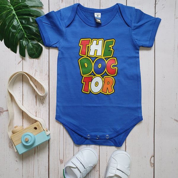 VR46 The Doctor Baby Romper