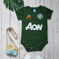 Manchester United Training 20/21 Baby Romper