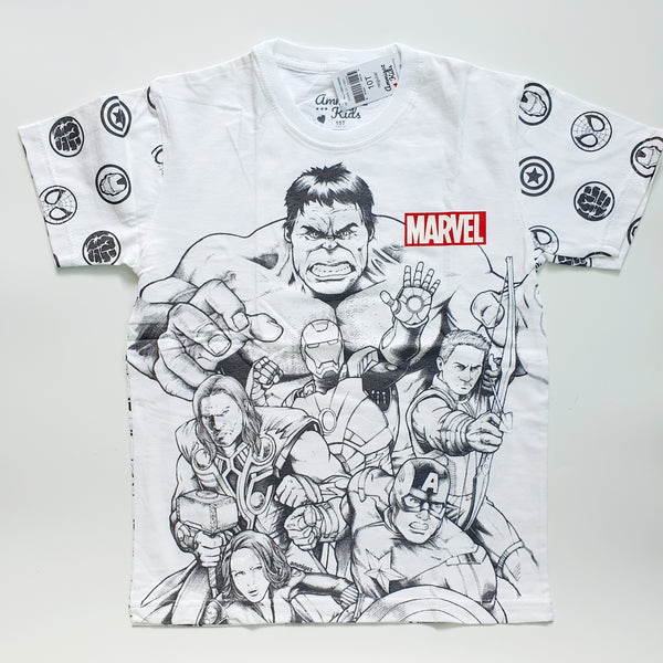 Marvel Avengers Kids Tee