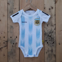 Argentina Home World Cup 2018 Baby Romper