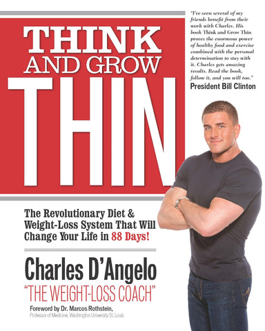 Think and Grow Thin Autographed Book